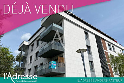 Appartement avec terrasse et place de parking - Caserne Desjardins